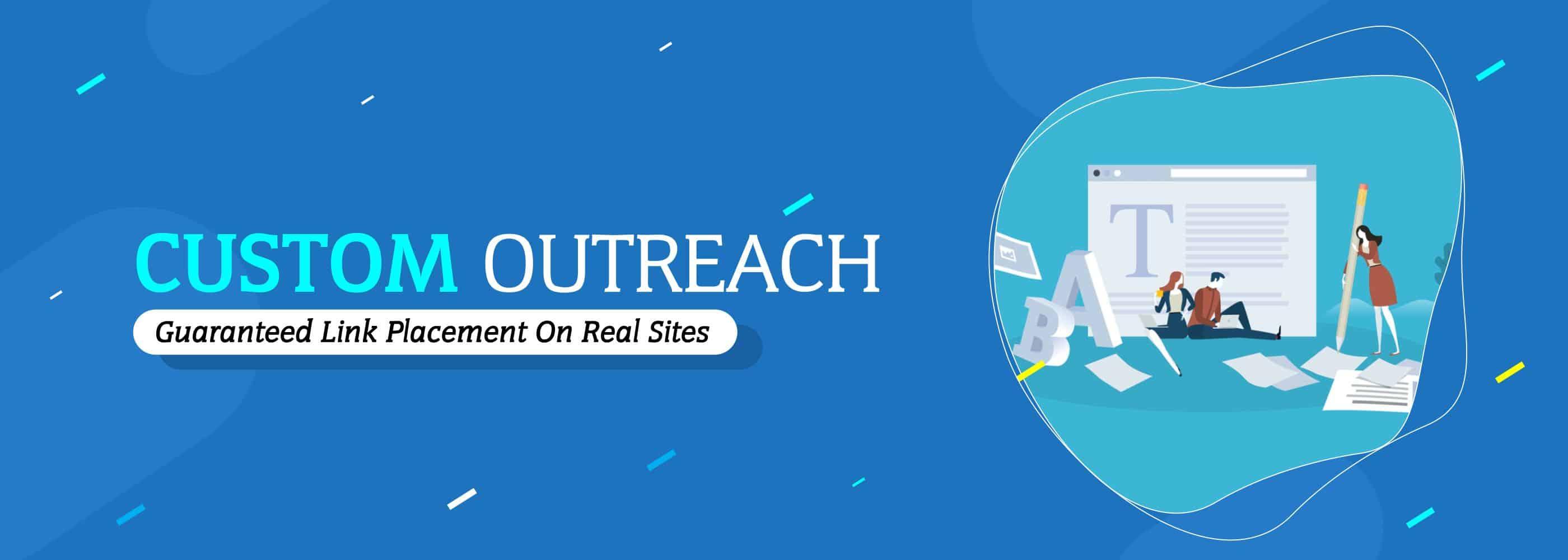 Custom Blogger Outreach Service